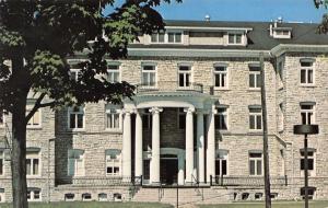 Appleton Wisconsin~Lawrence University~Brokaw Dormitory~Admission Office 1960s