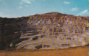 Montana Butte Berkeley Pit Open Pit Copper Mine