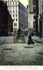 Boston Massacre took Place Boston MA 1910
