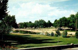 Colorado La Junta Beautiful City Park
