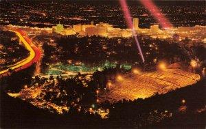 Postcard Hollywood Bowl During Summer Concert California