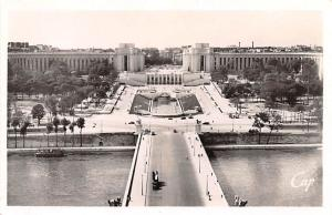 Paris France Le Palais de Chaillot Paris Le Palais de Chaillot