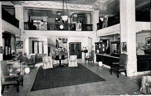 Capitol Park Hotel - Washington DC - Photo of Lobby