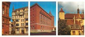 Postcard Riga Latvia Old riga