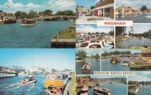 Wensum Park Norwich Vintage Real Photo Postcard