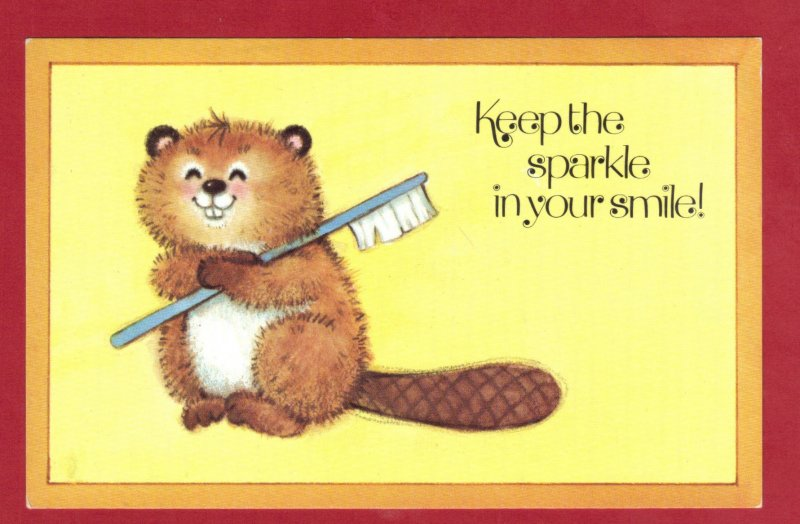KEEPING THE SPARKLE IN YOUR SMILE, DENTAL REMINDER  (195)