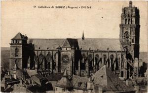 CPA Cathédrale de RODEZ (475406)