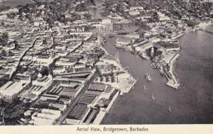RP; Aerial View, Bridgetown, Barbados, 20-30s