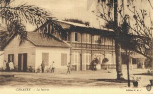 French Guinea Conakry La Mairie 06.85