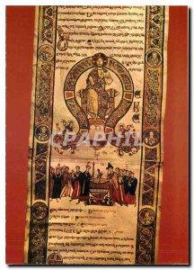 Postcard Modern Bari Benedizionale V iniziale di Vere dignum
