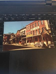 Vintage Postcard: Virginia City Nevada, Comstock House