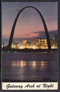 Gateway Arch at Night,St Louis,MO BIN