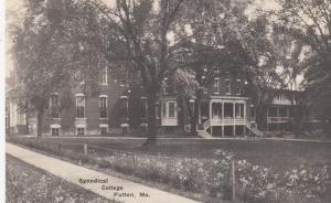 FULTON , Missouri, 00-10s; Synodical College