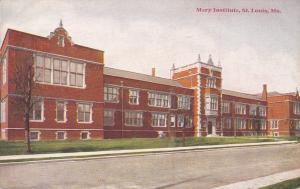 ST.LOUIS, Missouri, 00-10s; Mary Institute