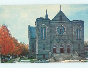 Unused Pre-1980 CHURCH SCENE Boise Idaho ID L2919@