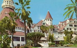 CA - Coronado. Hotel del Coronado, 1960's