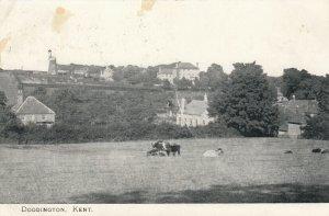 DODDINGTON , Kent , England , 1905