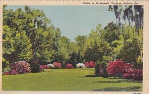 Alabama Mobile The Bellingrath Gardens