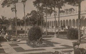 RP: SARASOTA , Florida, 1934 ; Ringling's Bros. Museum