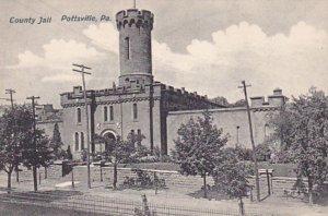 POTTSVILLE , Pennsylvania , 00-10s ; County Jail