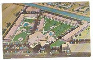Air view, Safari Hotel, Scottsdale, Arizona,  40-60s