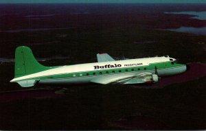 Buffalo Airways Douglas DC-4 Northwest Of Yellowknife NWT Canada