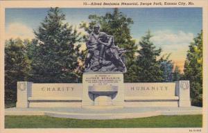 Missouri Kansas City Alfred Benjamin Memorial Swope Park