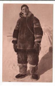 LYON, France, 1900-1910's; Missions D'Amerique, Le Missionnaire Du Grand Nord