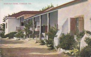 California Camulos Ramonas Home