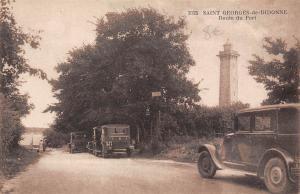 Oldtimers Vieux Voitures Vintage Cars Saint Georges-de-Didonne Route du Port CPA