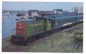 Belfast & Moosehead Lake Train, Maine, 60-80s