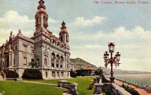 France - Monte Carlo. The Casino