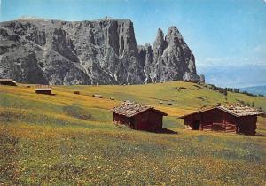 Italy Alpe di Siusi verso Sciliar Dolomiti Seiseralm