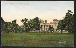 Dundurn Castle Hamilton CANADA Unused c1910s