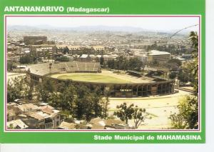 Postal 025352 : Antananarivo (Madagascar) Stade Municipal de Mahamasina