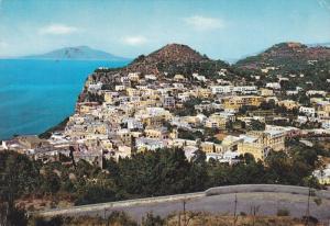 RP, Panorama, CAPRI (Campania), Italy, PU-1962