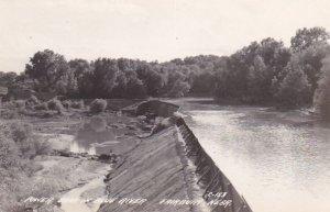 RP: FAIRBURY, Nebraska, 1930-50s; Power Dam, Blue River