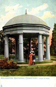 Washington D.C. - Arlington National Cemetery - Temple of Fame - Tuck - c1905