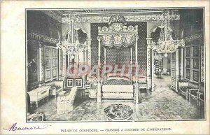 Old Postcard Palace of Compiegne House Sunset L'Imperatrice