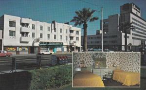 Hotel Apache, PHOENIX, Arizona, 40-60's