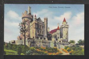 Casa Loma,Toronto,Ontario,Canada Postcard