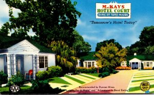 Florida Ocala MacKay's Hotel Court Silver Springs Boulevard