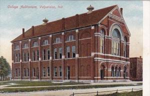 Indiana Valparaiso College Auditorium