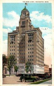 Minnesota Rochester The New Clinic 1930 Curteich
