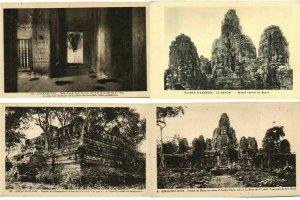 CAMBODIA, ASIE INDO-CHINA  100 CPA Pre-1940 (L3396)