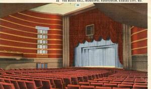 MO - Kansas City, The Music Hall, Municipal Auditorium