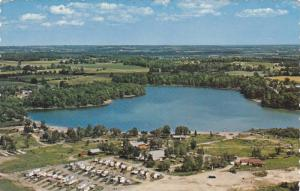 Preston Lake Park, Gormley, Ontario, Canada, 40-60s