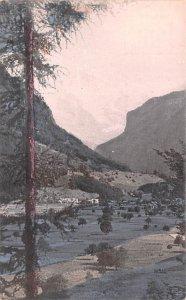Jungfrau Swiss Alps Switzerland Unused