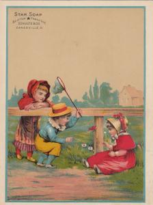 TC: Star Soap , 1900-10s; Schultz & Co. , ZANESVILLE, Ohio # 1