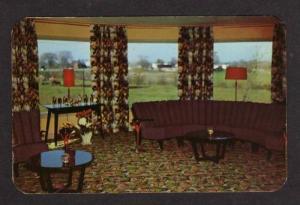 ON Long Beach Motel BROCKVILLE ONTARIO CANADA Postcard
